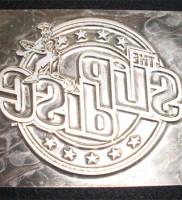 Slip Disc hot stamping die