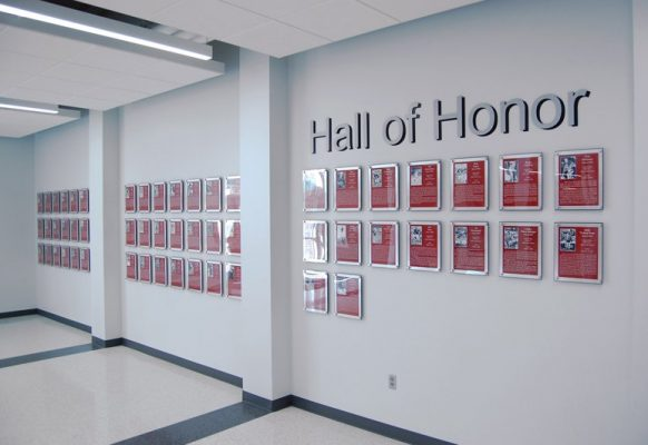Central Hall of Honor