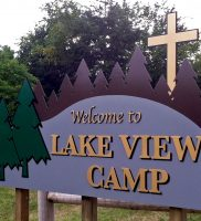 outdoor-sign-lake-view-camp