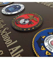 zinc-plaques-color-filled-armed-forces-pella-engraving