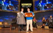 Vermeer master technician etched award