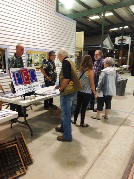 PEC enjoys Great Northern Printers' Fair