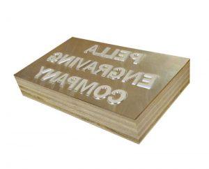 Wood-mounted-magnesium-die