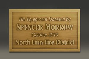 brass-plaque-north-linn-fire-district-donation-web