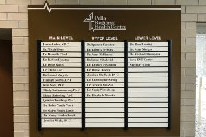 interior-directory-architectural-signage-PRHC-board-front-2019-web