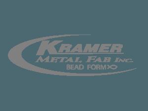 Kramer metal fab logo