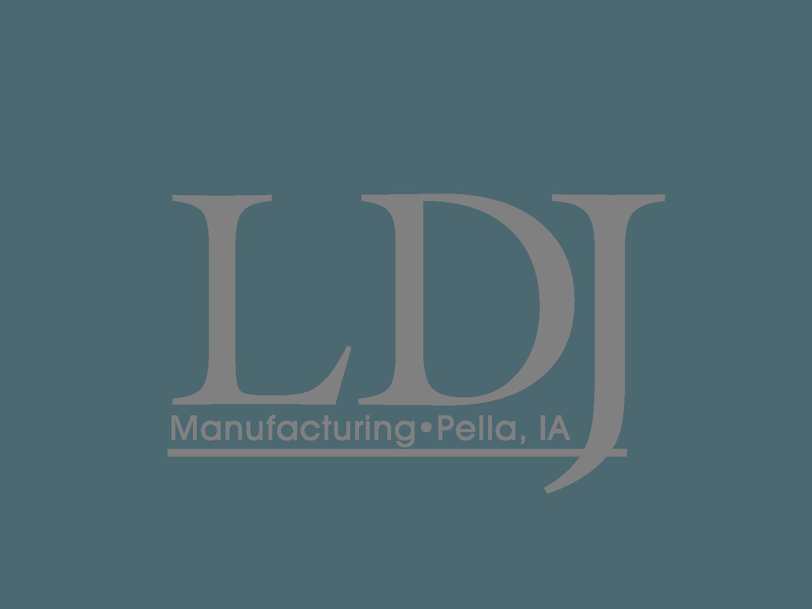 LDJ Manufacturing logo
